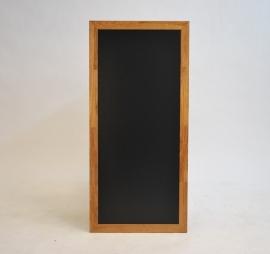 Teak Wandbord in lange / hoge uitvoering, 56x120 cm (WBL-TE-120)