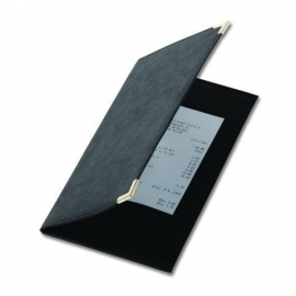 Zwarte rekeningmap Classic (MC-CRBP-BL)