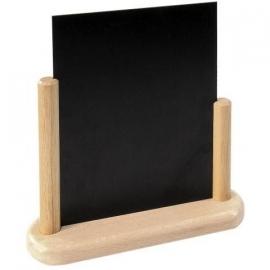Blank Tafel houder Elegant, 10x15 cm A6 (ELE-B-SM)
