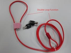 Kabel voor tafelkluis
