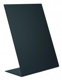 3x Tafel krijtbordje L-vormig A5 (TBA-BL-A5)