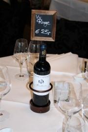 Wijnflessen houder, 1 fles (WB-WR-1X)
