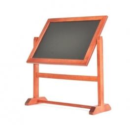Mahonie Tafelbordje kantelbaar, 19,5x14 cm (TWI-M-26)
