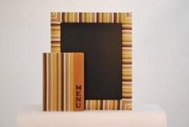 Krijtbord Vogue, 47x57 cm (WBU-DR-Vogue)