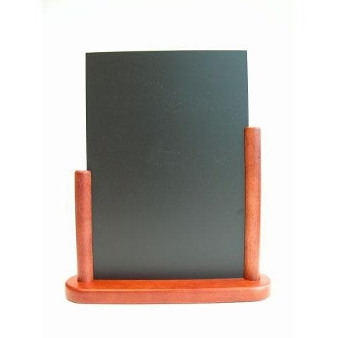 Mahonie Tafel houder Elegant, 21x30 cm A4 (ELE-M-LA)