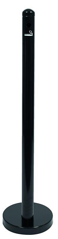 Zwarte Rookpaal (SP-BL-SM-F1+F2)