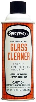 Sprayway Glas Reiniger (6 bussen)