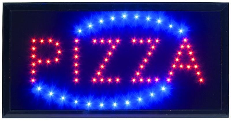 LED  bord PIZZA (LS-PIZZA)