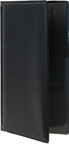 Zwarte rekeningmap Basic (MC-BRBP-BL)