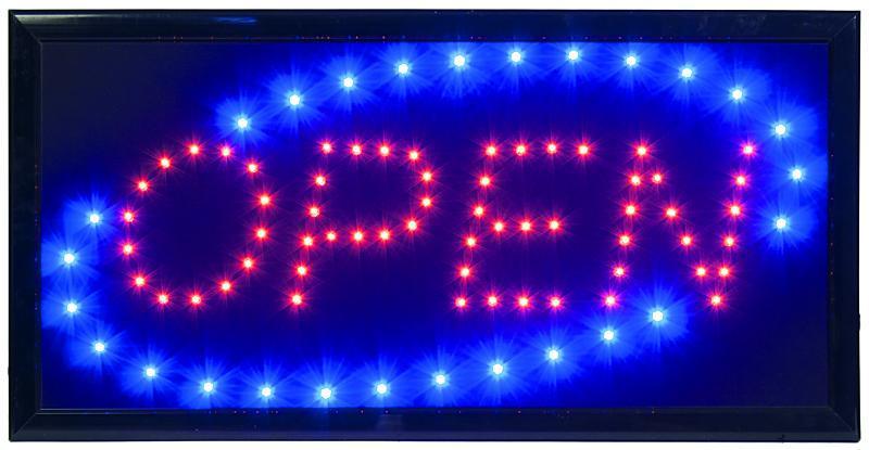 Verwonderend LED borden   Horeca Menuborden en Krijtborden CG-57