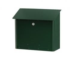 Heibi brievenbus Gran securo 05 groen