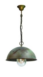 Maritiem plafondlamp met ketting F233236
