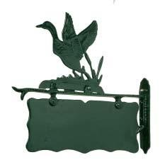 Uithang-/ Naambord vogel