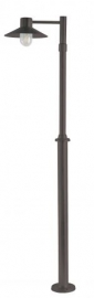 Selva in hoogte verstelbare buitenlamp F3645