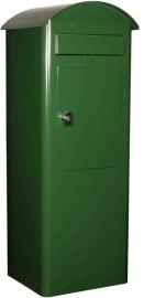 SafePost brievenbus 70-5 groen