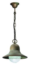 Maritiem plafondlamp met ketting F23804