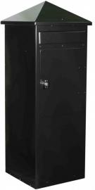 SafePost brievenbus 110 zwart