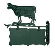 Uithang-/ Naambord koe