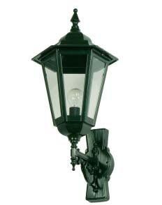 Semi-klassieke buitenlamp HP 212/04