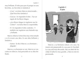 A1 | Marcos y los Reyes Magos - Eliana Peck, Laura Drury