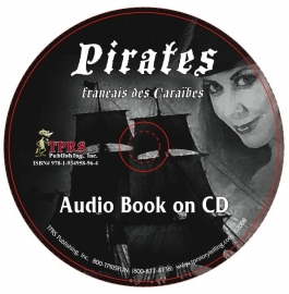 Pirates français des Caraïbes - audiobook