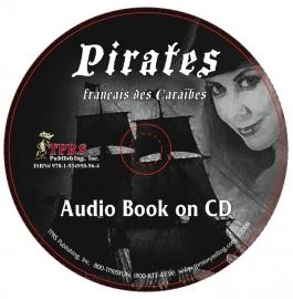 Pirates français des Caraíbes! - Audio Book on CD