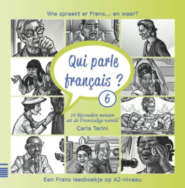N I E U W | A1/A2 - 1 t/m 10 Qui parle français - Carla Tarini