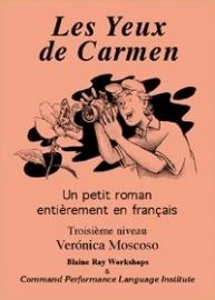 ERK  A2/B1 | Les yeux de Carmen - Veronica Moscosa