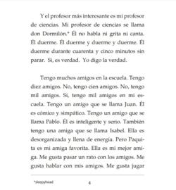 Beginners | Berto y sus buenas ideas - Magaly Rodriguez