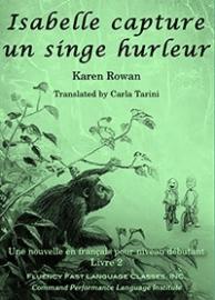 ERK A1 | Isabelle capture un singe hurleur
