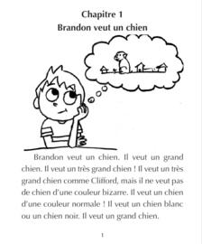 Brandon Brown veut un chien - beginners/CEFR A1