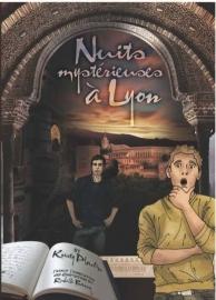 Nuits mystérieuses à Lyon- audiobook