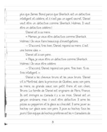 Beginners / A1 | Daniel le détective - le cas de l'Effigie perdue