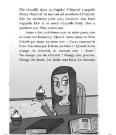 Pauvre Anne - CEFR A1