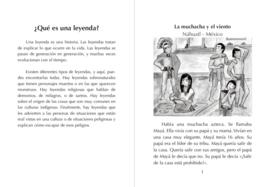 Beginners /A1 | Leyandas impactantes - Kristy Placido