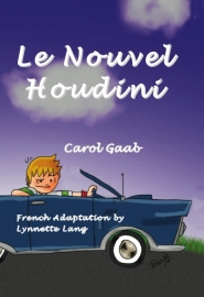 Le Nouvel Houdini - Audio Book on CD - present tense