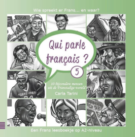 N I E U W | A1/A2 - 1 t/m 5 Qui parle français - Carla Tarini