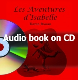 Les aventures d'Isabelle - audiobook