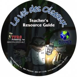 Vol de Oiseaux - Teacher's Guide on CD