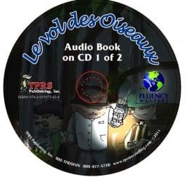 Vol des oiseaux - luisterboek op 2 CD`s