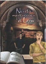 Nuits mystérieuses à Lyon - CD met docentenhandleiding