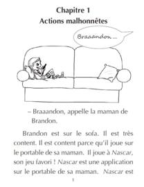 Brandon Brown dit la vérité - beginners