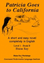 Patricia goes to California - CEFR A1