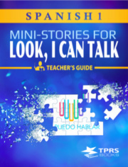 Look I Can Talk! - Teacher Guide - Spanish