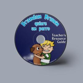 Brandon Brown quiere un perro - teachersguide TPRS/CI