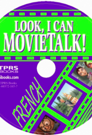 Look I Can Movietalk! - French