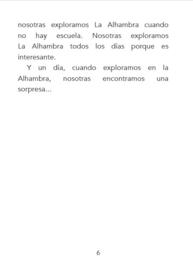 N I E U W! A1 | Los secretos de la Alhambra - Katelyn Burchill / tt FULLCOLOR