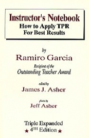 Instructors notebook - How to apply TPR for best results - Ramiro Garcia