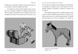 A1 | Las aventuras de don Quijote de la Mancha: La historia según Sancho Panza - Katherine Lupton