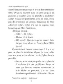 A1/A2 | Nuits mystérieuses à Lyon - Kristy Placido
